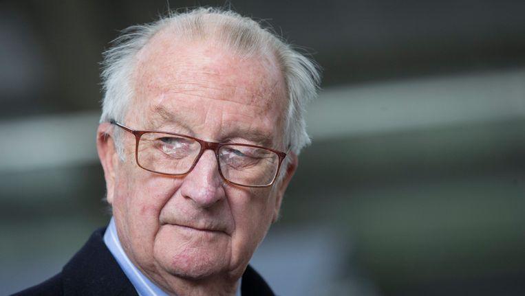 Albert II, voormalig koning der Belgen. Beeld EPA