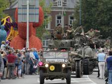 Militaire colonne is woensdag al vroeg in Meierijstad