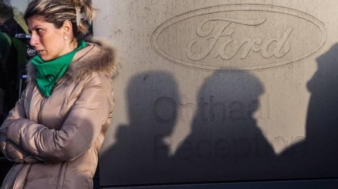 Ford Genk: vakbonden bepalen morgenavond pas strategie