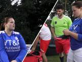 Gabriëlle (19) voetbalt in een mannenteam: 'Ik vind vrouwen gemeen'