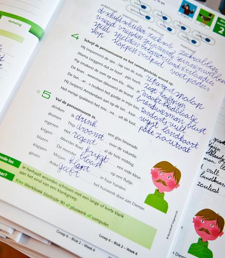 'Schrijven moet weer een apart vak worden op de basisschool'