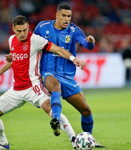 Danilho Doekhi voor duel Vitesse met VVV: 'We gaan Giakoumakis nu wel anders aanpakken'