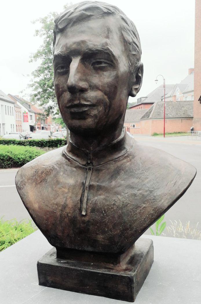 Borstbeeld van Rik Van Looy