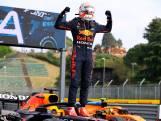 Verstappen pakt winst in Imola na natte race