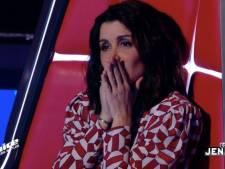 """""""Je quitte l'émission, je ne continue pas"""": Jenifer complètement """"déboussolée"""" dans """"The Voice"""""""
