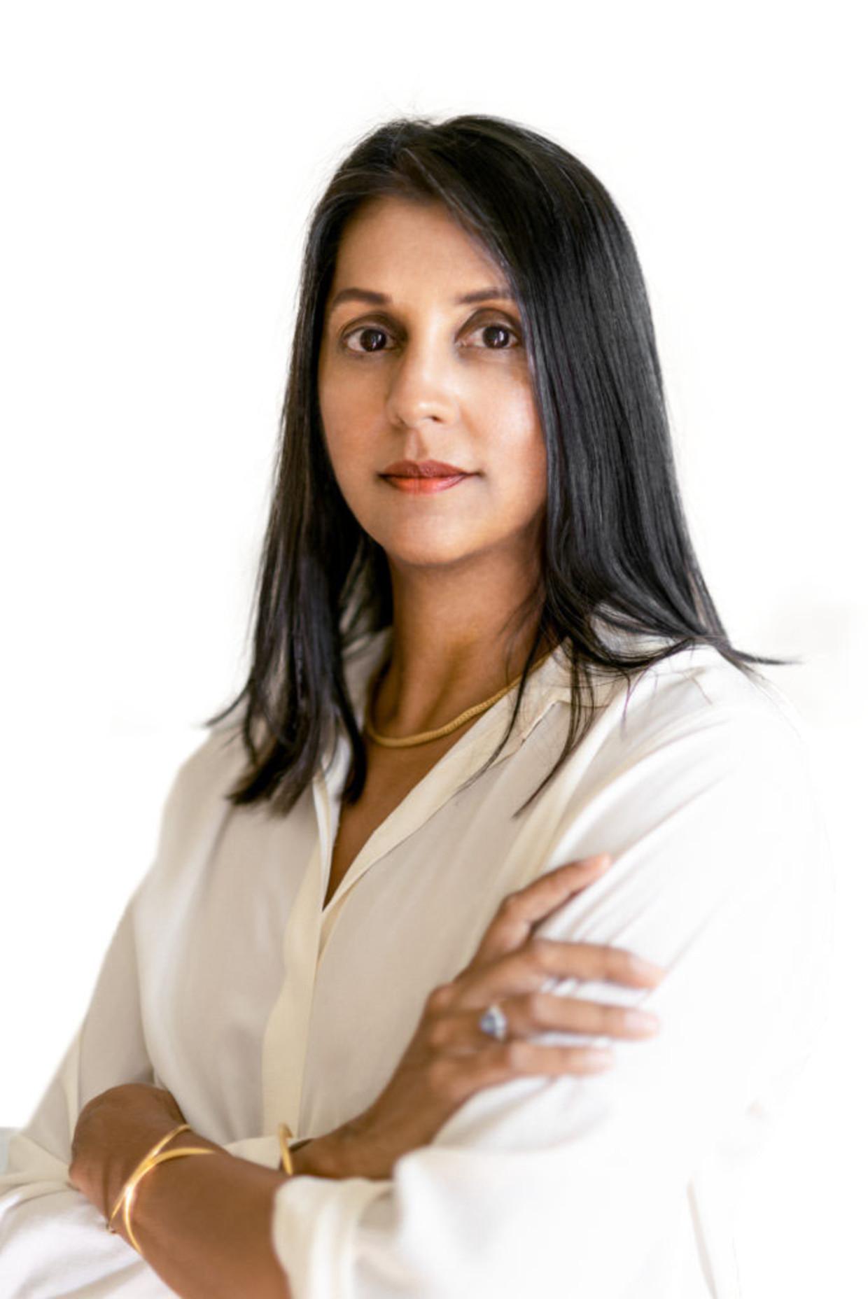 Sonia Shah Beeld Glenford Nunez