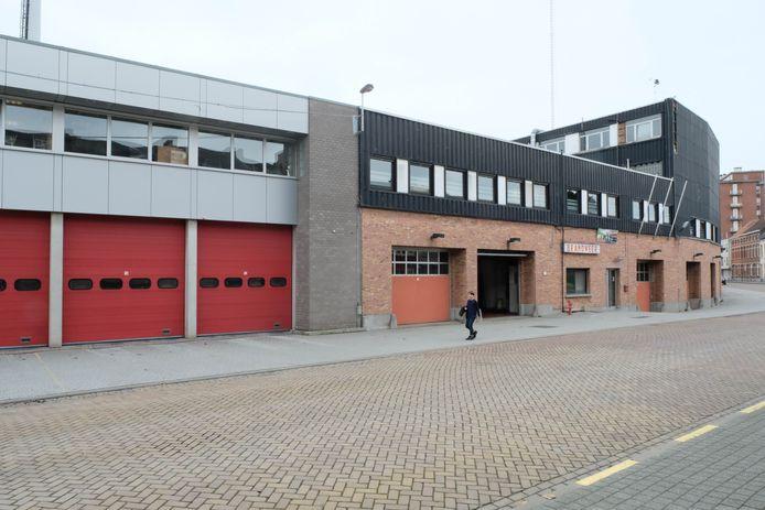 Vlaams Belang stelt voor om een winteropvang voor daklozen te organiseren in de oude brandweerkazerne.