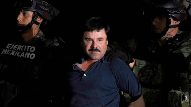 Deze zes gemeubelde huizen van drugsbaas El Chapo worden geveild