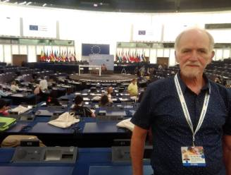 """Cafébaas van 't Buitenbeentje mag zijn mening geven in het Europees Parlement: """"De commentaren van aan de toog neem ik mee"""""""