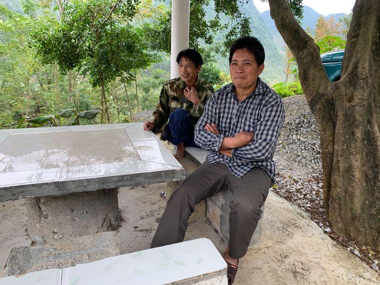 Wei De Gui en Nong De Bang Beeld Eefje Rammeloo