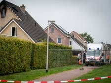 Politie praat opnieuw met broertje van man (22) die omkwam bij brand Nieuwleusen