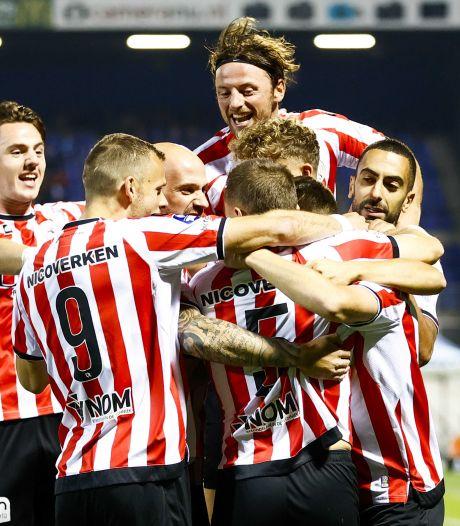 Direct Brabantse derby tussen RKC en Willem II: bekijk hier de volledige loting