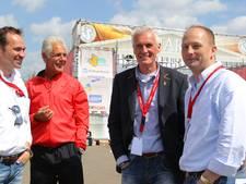 Grote, internationale hardloopwedstrijd in Ermelo