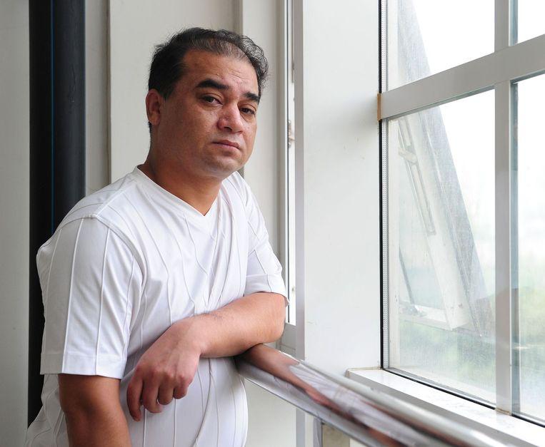 Ilham Tohti Beeld afp