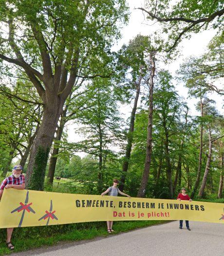 Woolderes en Twickel ageren tegen 'verfoeide windmolenplannen' van Hengelo
