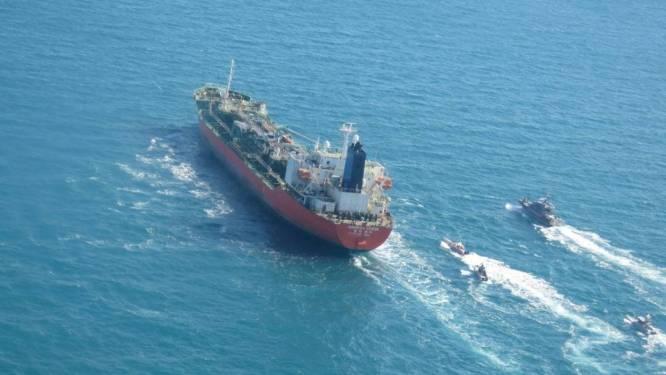 Iran neemt Zuid-Koreaans schip in beslag in de Golfregio