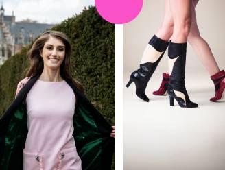 """Ontwerpster Katrien Herdewyn scoort tot in Silicon Valley met hightech schoendesign: """"Een paar van mijn relaties sneuvelden door mijn schoenen"""""""