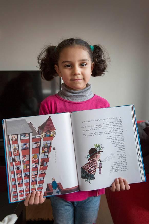 Pluk van de petteflet in het arabisch trouw for Van nederlands naar arabisch