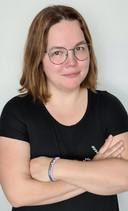 Zorgcooördinator Kelly van der Pol heeft ook een eigen fotografiebedrijf.