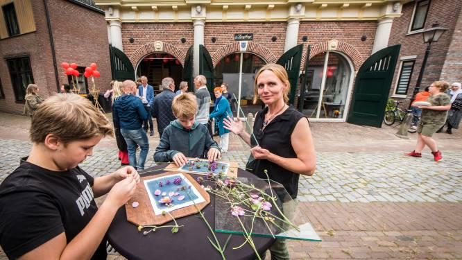 Maakplaats 't Spuythuys in Borculo eindelijk geopend: 'Dit moet een inspirerende plek worden'