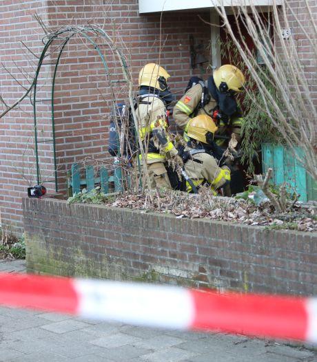 Seniorenwoning in Apeldoorn vol rook door brand