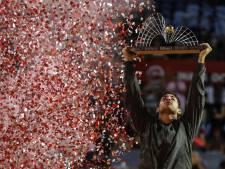 Garin boekt in Rio vierde toernooizege uit zijn loopbaan