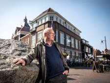 Op de Groote Markt in Oldenzaal kom je niet meer voor een koelkast of vulpen, maar voor een biefstuk of glas bier