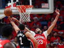 Pelicans door in play-offs NBA, Rockets onderuit