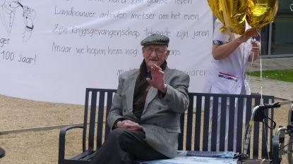 Roger Vermeulen is nieuwe eeuweling van Deinze