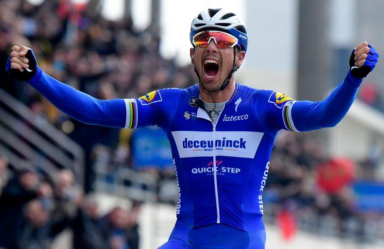Philippe Gilbert.  Beeld Photo News