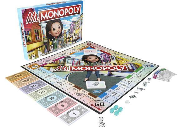 Ms Monopoly