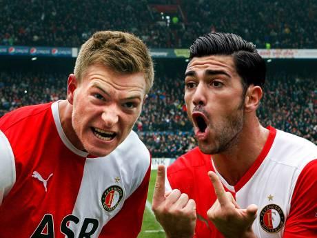 Topaankoop Feyenoord zit zelden in de helikopter