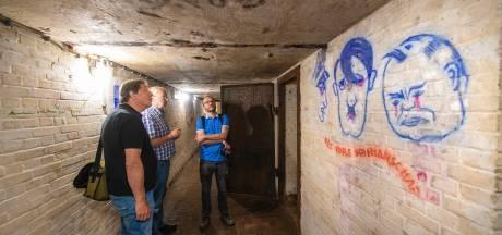 Bunker van Seyss-Inquart in Apeldoorn nu open voor publiek