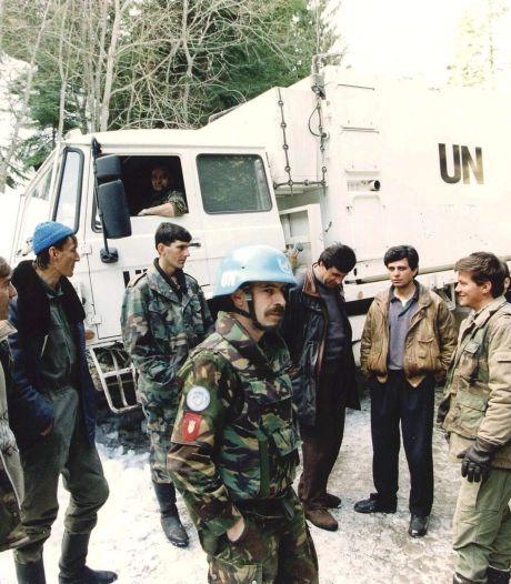 Ministerraad besprak maanden vóór val Srebrenica al evacuatiescenario's blauwhelmen