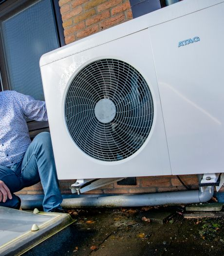 Hybride warmtepomp neemt meeste stookwerk van cv-ketel over