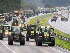 Boereninvasie bij RIVM in Bilthoven: 'Corrupte bende, we laten ons niet tegenhouden'