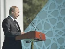 Poetin roept op tot pact tegen IS