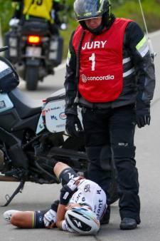 """Le motard à l'origine de la chute d'Alaphilippe se confie: """"Je me sens coupable"""""""