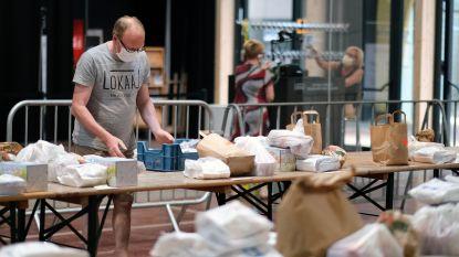 Eerste Lokaalmarkt na coronapauze