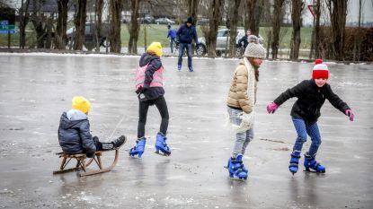Wie hier schaatst, helpt ook voetbalclub