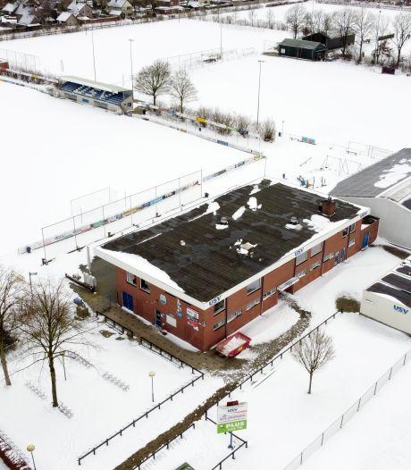 Voetbalclub USV stelt grootse nieuwbouwplannen in Nieuwleusen bij tot hoognodige renovatie: 'In coronatijd verstandig'