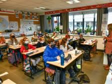 Masque obligatoire pour les élèves de 5e et 6e primaires en Flandre