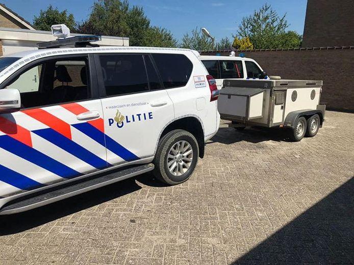 politieteam Oosterscheldebekken