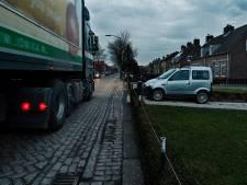 Inwoners Langeweg melden toenemend vrachtverkeer