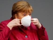 Angela Merkel a reçu sa première dose du vaccin AstraZeneca