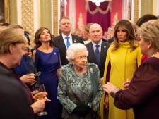 Buckingham Palace bomvol wereldleiders