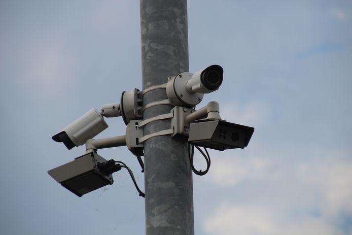 ANPR-camera Erpe-Mere/Lede.