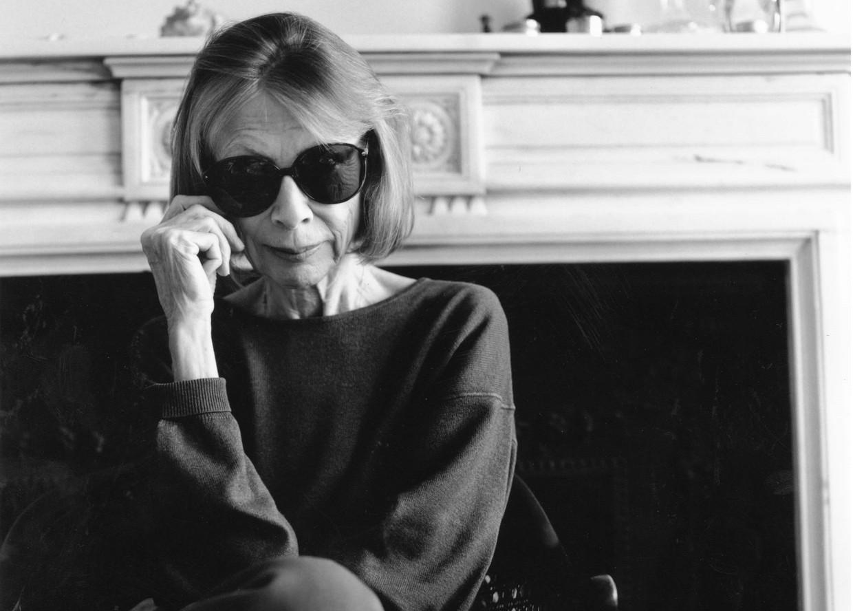 Joan Didion Beeld