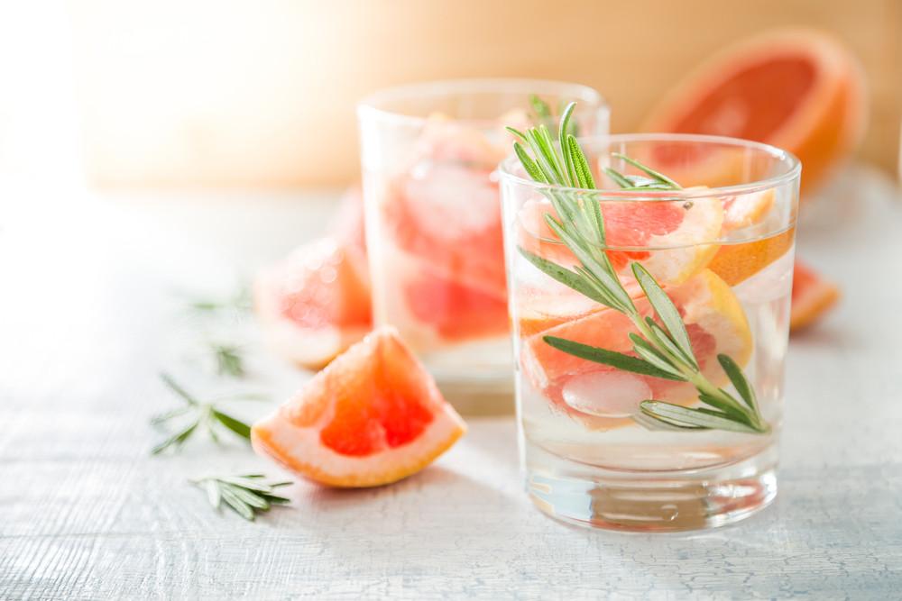Water met een smaakje heet ook wel infused water.