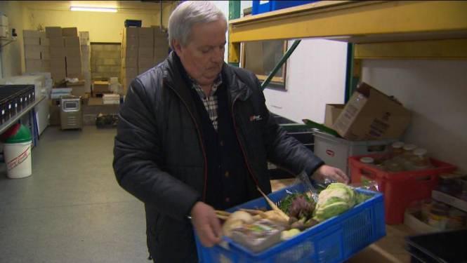 Mensen weigeren eten voedselbank